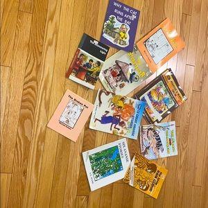 Children story books from Ghana
